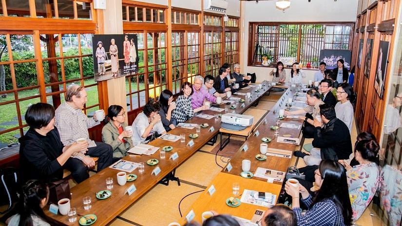 活化歷史生命劇場舉辦十周年公益交流分享茶會